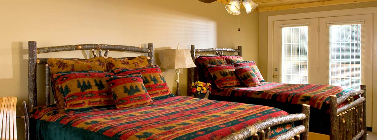 Alpine Lodge Guest Room