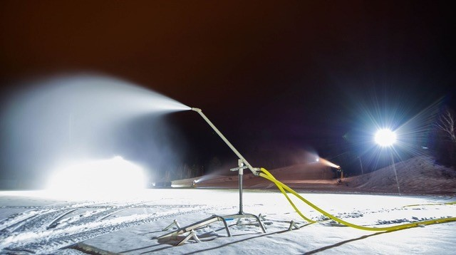 Gore skiing will be better than ever thanks to advanced snowmaking gear.